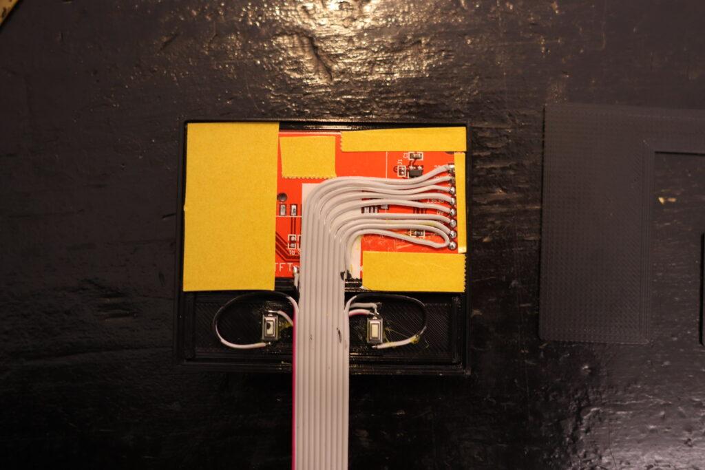 Octoprint display: Wiring